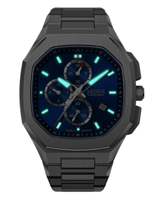 ALPEN Chrono - Navy Blue